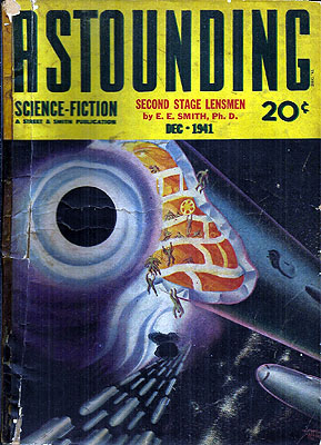 Astounding Science Fiction: December 1941. ASTOUNDING STORIES