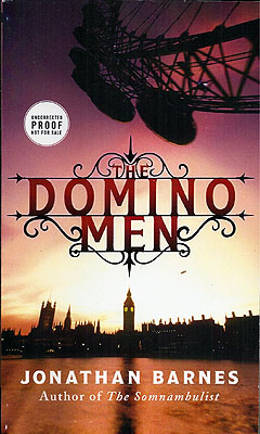 Domino Men. Jonathan Barnes