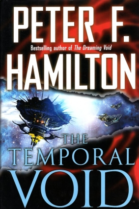 The Temporal Void. Peter F. Hamilton