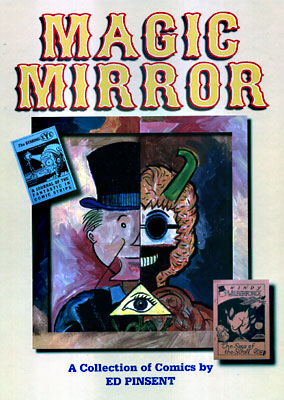 Magic Mirror: A Compendium of Comics. Ed Pinsent.