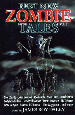 Best New Zombie Tales Volume 2. James Roy Daley