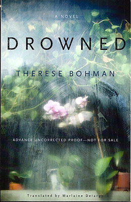Drowned. Therese Bohman.
