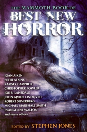The Mammoth Book of Best New Horror Volume 23. Stephen Jones