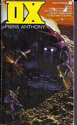 Ox. Piers Anthony