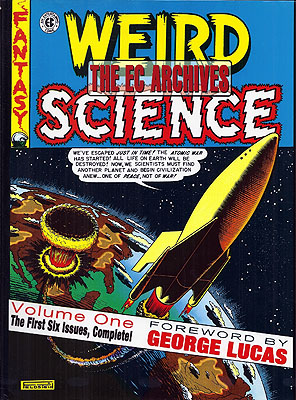 EC Archives: Weird Science Volume 1. EC Comics