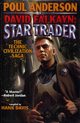 David Falkayn: Star Trader (Technic Civilization). P0ul Anderson