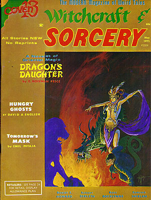 Witchcraft & Sorcery (Coven 13): May 1971. COVEN 13 / WITCHCRAFT, SORCERY