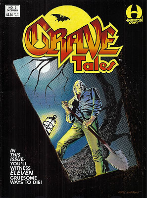 Grave Tales Number 2. GRAVE TALES, Pearsom Bill