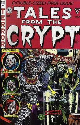 Tales from the Crypt #1. EC COMICS