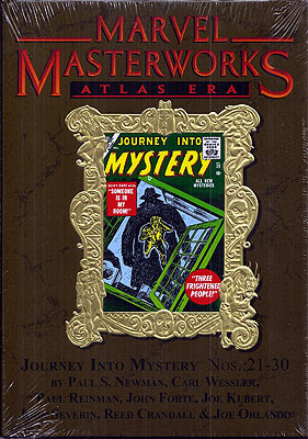 Marvel Masterworks: Atlas Era, Journey Into Mystery Numbers 21-30. Stan Lee, MARVEL MASTERWORKS
