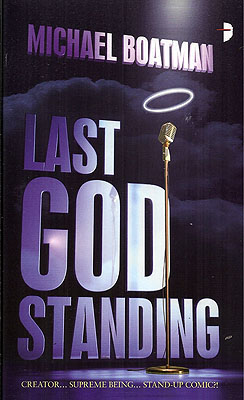 Last God Standing. Michael Boatman