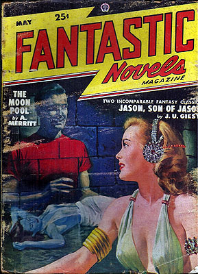 Fantastic Novels Magazine: May 1948. Fantastic Novels Magazine