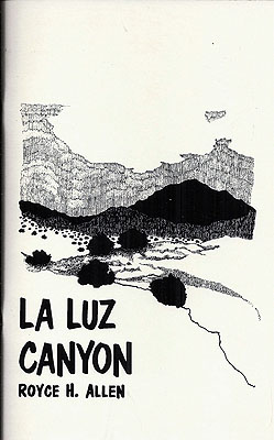 La Luz Canyon / Going Mobile. Allen / Cox Royce, Glen E