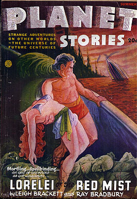 Planet Stories Volume 3 Number 3: Summer 1946. PLANET STORIES