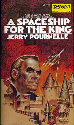 A Spaceship for the King. Jerry Pournelle