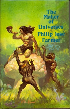 Maker of Universes. Philip Jose Farmer