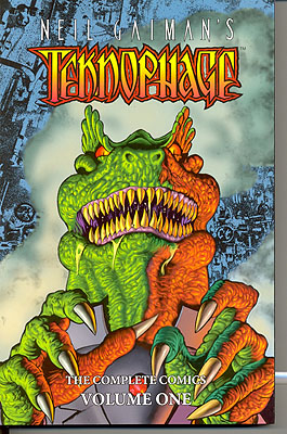 Teknophage: The Complete Comics Volume One. Neil Gaiman