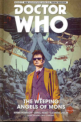 Doctor Who: The Tenth Doctor, Volume 2. Robbie Morrison.