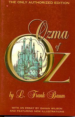 Ozma of Oz. L. Frank Baum