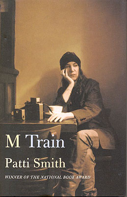 M Train. Patti Smith