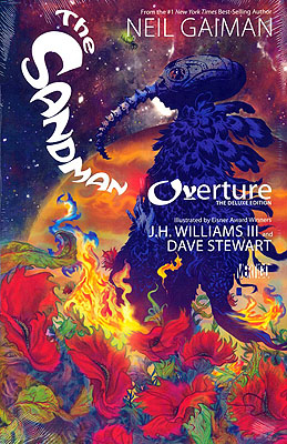 The Sandman: Overture (deluxe edition). Neil Gaiman