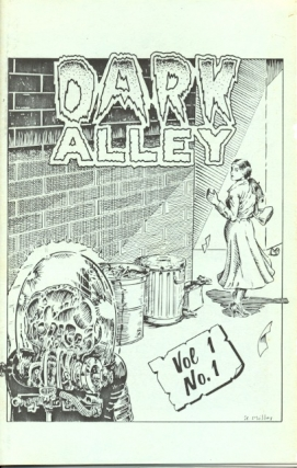 Dark Alley, Volume 1 Number 1. DARK ALLEY, Paul V. DeCirce