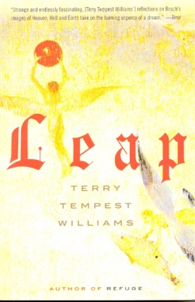 Leap. Terry Tempest Williams.