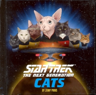 Star Trek: The Next Generation Cats. Jenny Parks