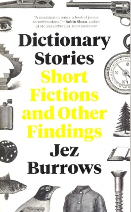 Dictionary Stories: Short Fictions and Other Findings. Jez Burrows.
