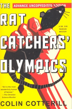 The Rat Catchers' Olympics. Colin Cotterill