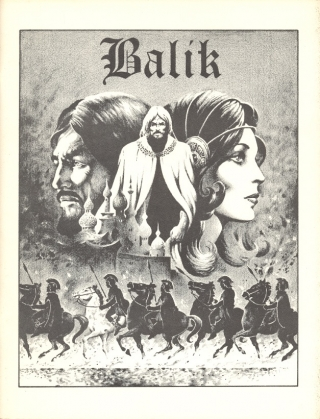 Balik: Volume One Number One. Clifford W. Bird