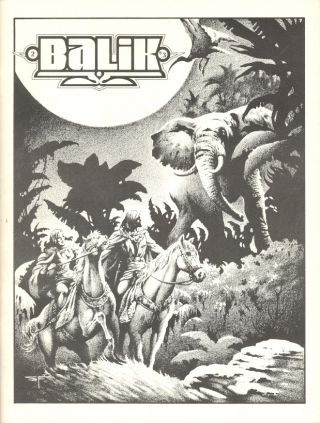 Balik: Volume One Number Three. Clifford W. Bird