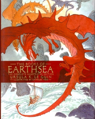 The Books of Earthsea: The Complete Illustrated Edition. Ursula K. Le Guin
