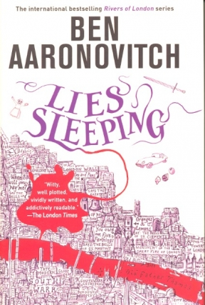 Lies Sleeping: Rivers of London Book 7. Ben Aaronovitch