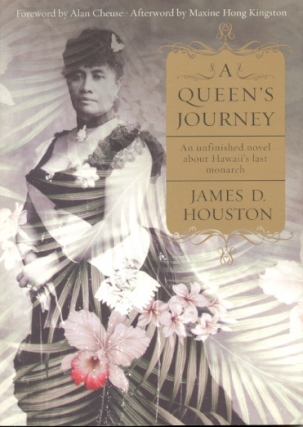 A Queen's Journey. James D. Houston