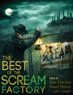 The Best of Scream Factory. Peter Enfantino.