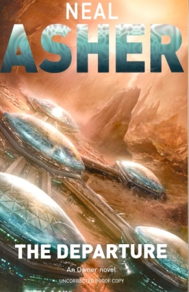 The Departure. Neal Asher