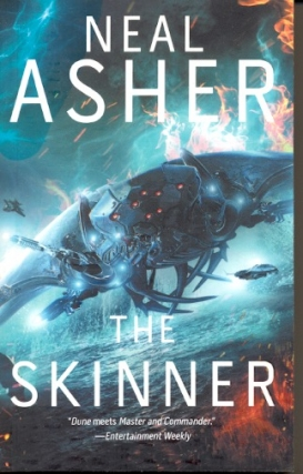 The Skinner: Splatterjay Book 1. Neal Asher