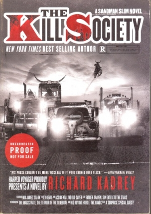 The Kill Society: Sandman Slim Book 9