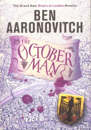 The October Man. Ben Aaronovitch