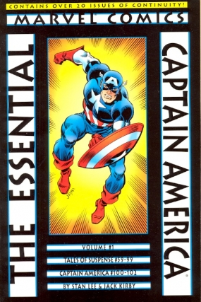 Essential Captain America Volume 1. Stan etal Lee