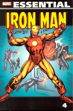 Essential Iron Man Volume 4 (Marvel Essentials). Gerry Conway