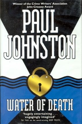 Water of Death. Paul Johnston
