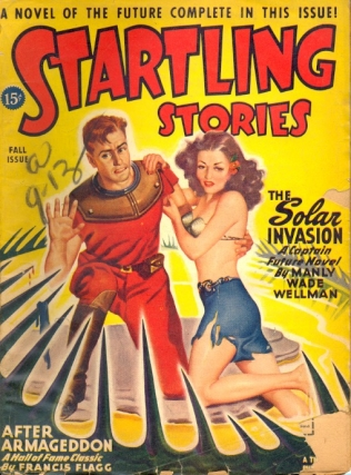Startling Stories Fall 1946. STARTLING STORIES