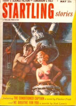 Startling Stories May 1953. STARTLING STORIES