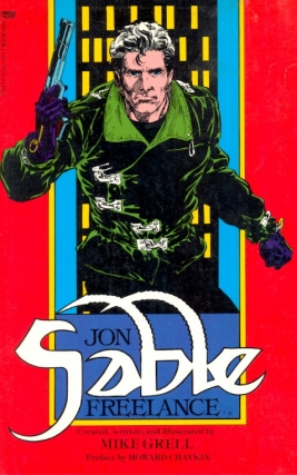 Jon Sable, Freelance. Mike Grell