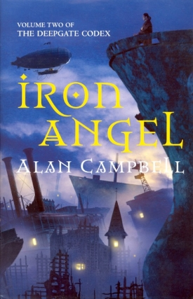 Iron Angel: The Deepgate Codex Book 2