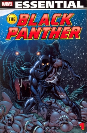 Essential Black Panther Volume 1. Jack Kirby, Don, McGregor