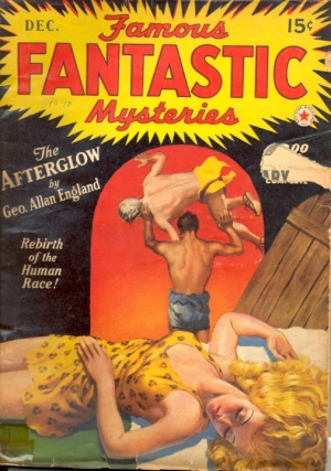 Famous Fantastic Mysteries: December 1941. FAMOUS FANTASTIC MYSTERIES