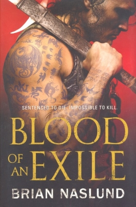 Blood of an Exile: Dragons of Terra Book 1. Brian Naslund